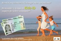 Demandez la nouvelle Kids-ID