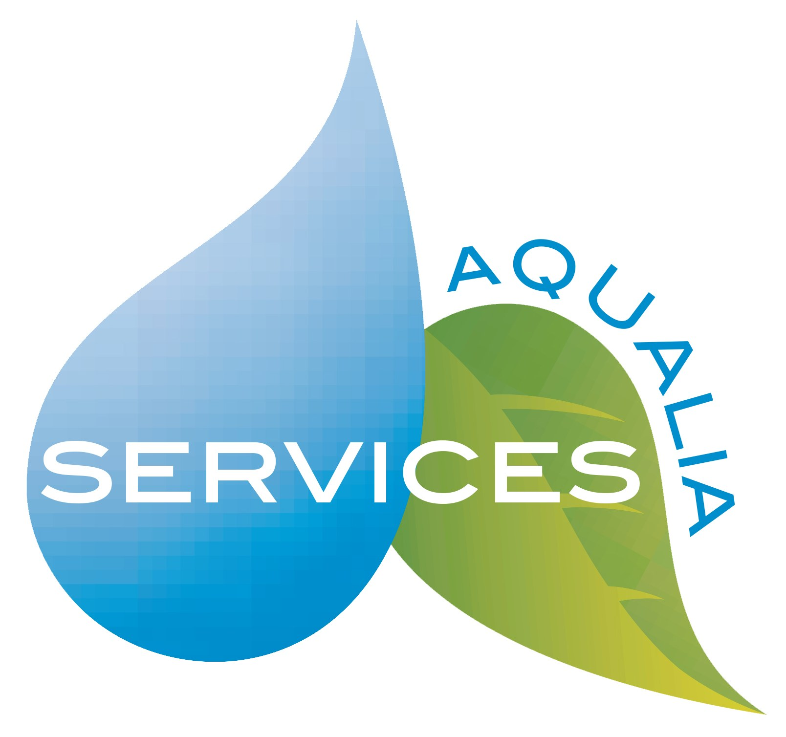 Aqualia services logo