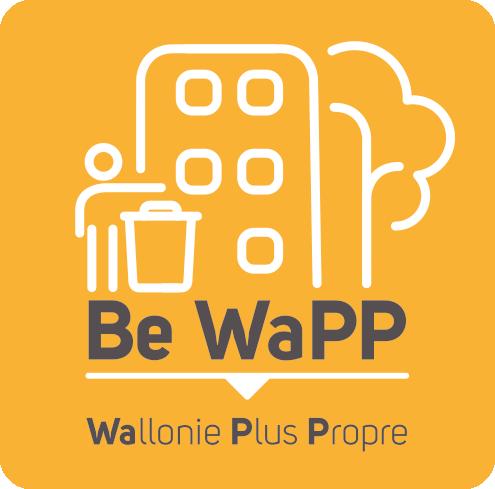 Be WaPP logo