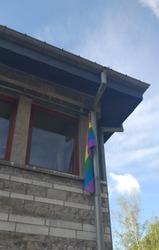 drapeau arc en ciel