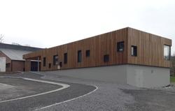 Extension locaux école Harzé