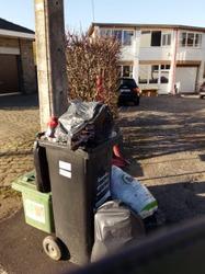 Incivilité déchets ménagers