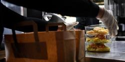 restauration vente a emporter livraison