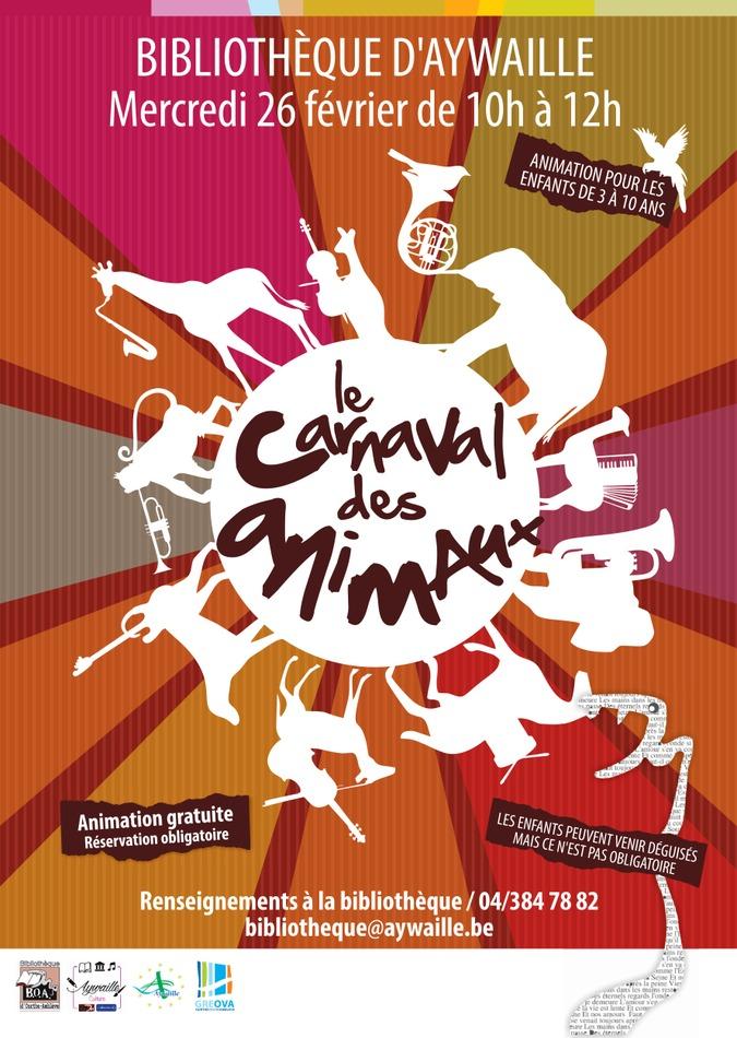 Carnaval des animaux 26-02-2020