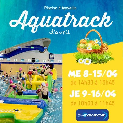 Aquatrack, piscine d'Aywaille
