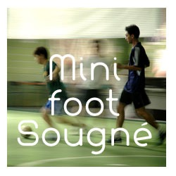 Clubs et associations Aywaille, minifoot SougnRemouchamps