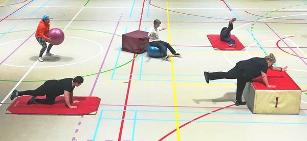 Centre sportif d'Aywaille, sport seniors 50ans+