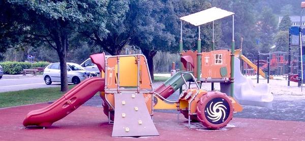 Centre sportif d'Aywaille, aire de jeux 4-10 ans