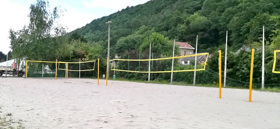 Aire Beach-volley