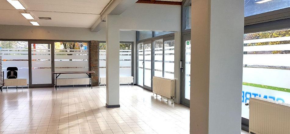 Cafétéria du centre récréatif de Remouchamps