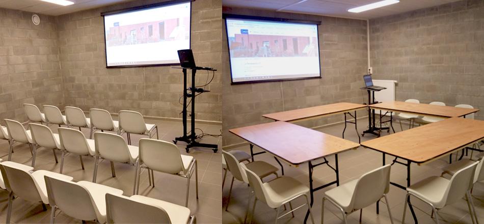 Salle de réunion rez de chaussée