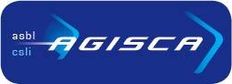 Agisca logo minisite