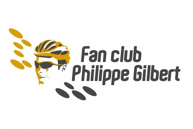 Fan Club Philippe Gilbert logo