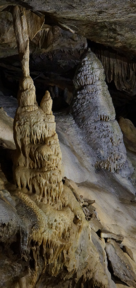 Grottes vierge