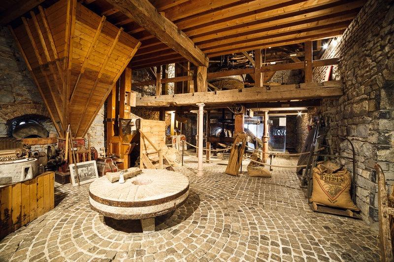 Musée  moulin à eau