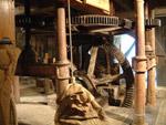 Musée de la boulangerie roues